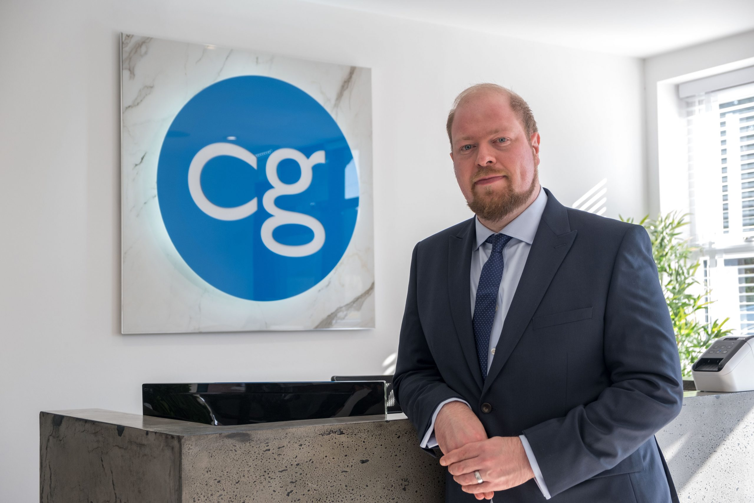Tom Price Joins CG Professional